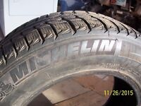 MICHELIN X-ICE WINTER TIRE 215-65-16