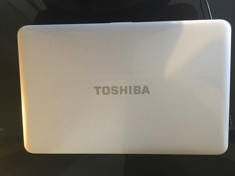 Toshiba Satellite laptopin Coventry, West MidlandsGumtree - Toshiba satellite L850D 12PWhite laptopGood condition. Wiped and restored. Fully functioning.With charger