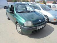 Renault Clio 1.2 Grande Ltd Edn 5 DOOR - 1998 S-REG - 2 MONTHS MOT