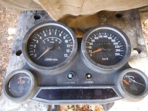 Sport Bike Gauge cluster, Tachometer Speedometer Fuel,Temp