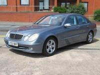 Mercedes-Benz E270 2.7TD Automatic CDI Avantgarde + NEW MOT + LEATHER