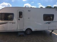 Sterling Europa lux 495/4 berth , 2009 19 ft long