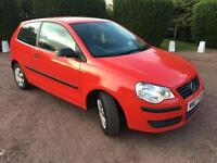 Volkswagen Polo 1.2 2007 Service History, Full MOT, immaculate