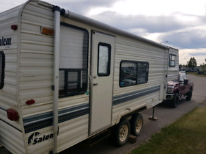 Small 5th Wheel Buy or Sell Used or New RVs Campers Trailers