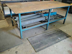 Custom welding tables