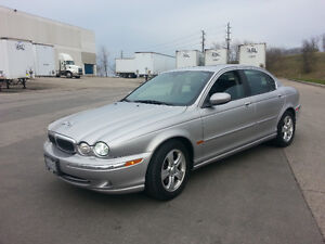Jaguar x type awd 3.0 well maintained $1500 bo