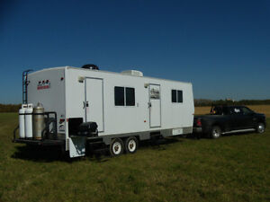 OFFICE/ ACCOMODATION TRAILERS