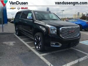 2019 GMC Yukon XL Denali  - Navigation -  Leather Seats