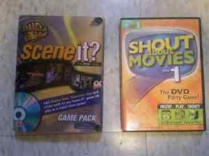 Scene It and Shout About Movies