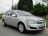 2010 Vauxhall Astra 1.7CDTI ECOFLEX 110BHP LIFE 5DR TURBO DIESEL ESTATE ** ON...