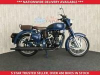 ROYAL ENFIELD BULLET CLASSIC 500 EFI500 12M MOT LOW MLS 2016 16