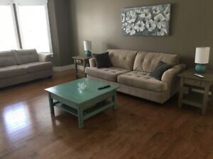 Dieppe Townhouse. Fully Furnished.
