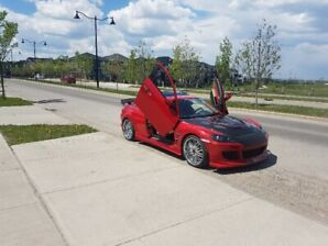 Dreamy 2004 RX8 with only 102000 km. Must see!!