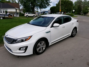 2014 Kia Optima Hybrid LX - Bas km!! / Low km!!!