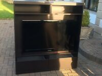 """TV 40"""" with cabinet"""