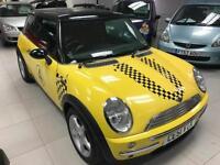 2001 Yellow Mini Mini 1.6 Cooper - 2 Keys - 71K Miles