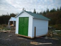 New Insulated Ulity Sheds