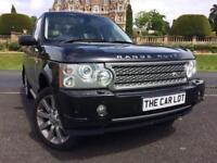Land Rover Range Rover 3.6TD V8 auto 2008MY Vogue