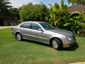 2008 Mercedes-Benz E200 kompressor
