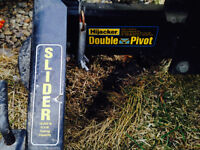 Hijacker 5th Wheel Hitch with Double Pivot