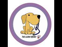 THE LEASH SQUAD dog walking & pet service Fife