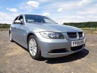 null BMW 3 Series 2.0 318d SE 4dr