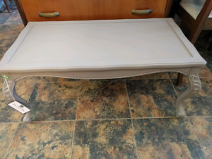 Solid Wood Painted Coffee Table