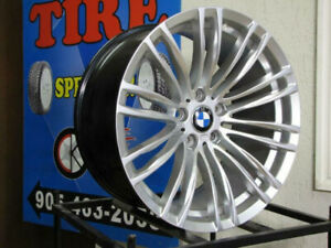 BMW 3 Series 19inch Staggered Summer Wheels & Tires Package SALE