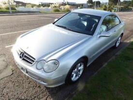 2004 Mercedes-Benz CLK 1.8 CLK200 Kompressor Avantgarde 2dr