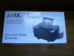 JUMBL film slide & scanner