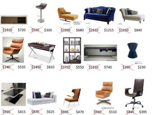 Design Studio - Furniture Sale for Changing Products