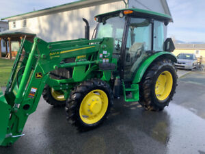 Have cash for John Deere 5 series CAB tractor