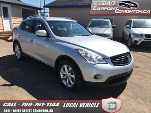 2010 INFINITI EX35 AWD  ONE OWNER NO ACCIDENTS ONLY $17990  AWD