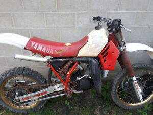 Yamaha 125 trade for SBF OR BBF