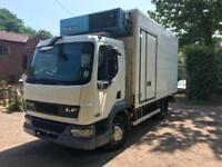 2006 56 DAF TRUCKS FA LF45.150 Fridge Frezzer