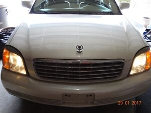 2002 Cadillac DeVille Automatic, Leather, Heated Seats