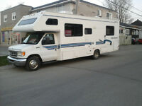 ford vr dutchman 28 pieds 1997 CLASSE C