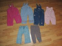 Size 2 girl clothes