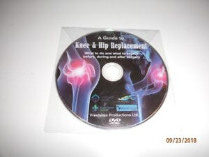 A Guide to Knee & Hip Replacement DVD