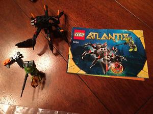 Lego Atlantis 8056 Monster Crab Clash