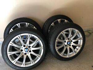 Pneus & jantes BMW 205/50ZR17