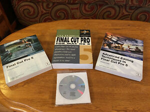 Final Cut Studio 5.1 Retail and Extras