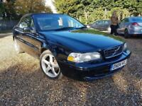 Volvo C70 2.4 GT-Turbo Auto Convertable, Roof is Faulty, Mot'd