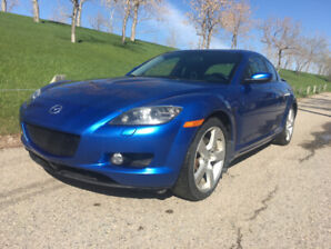 2005 Mazda RX-8 6 speed