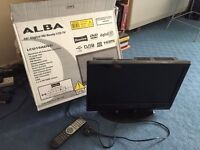 ALBA HD READY 19 INCH TELEVISON