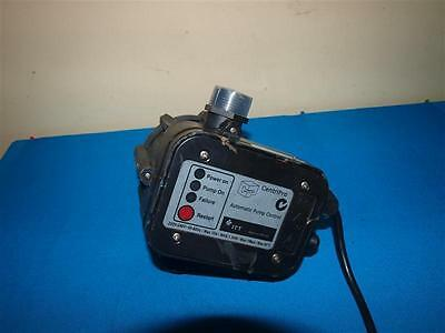 Centripro Itt Automatic Pump Control