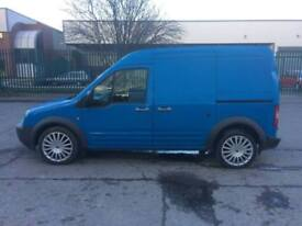 57 FORD TRANSIT CONNECT 1.8 TDCI T230 75 BHP LWB HIGH ROOF ALLOYS PX SWAPS