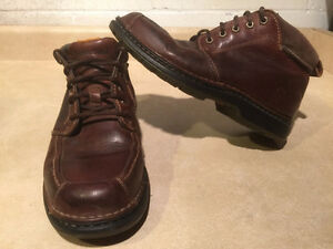 Men's Timberland Leather Boots Size 8.5