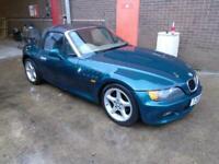 1999 BMW Z3 1.9 2dr CONVERTIBLE Petrol Manual
