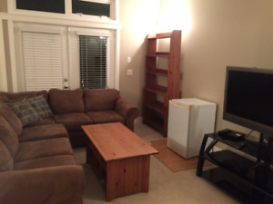 $700 large furnished room available Jan 1
